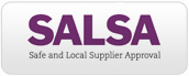 Safe and Local Supplier Approval